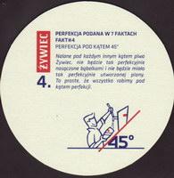 Pivní tácek zywiec-64-zadek-small
