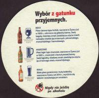 Pivní tácek zywiec-69-zadek-small