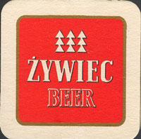Pivní tácek zywiec-7