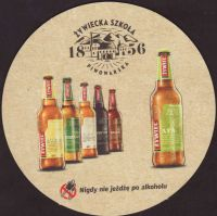 Pivní tácek zywiec-71-zadek-small