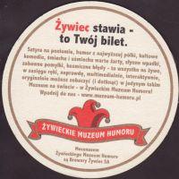 Pivní tácek zywiec-72-zadek-small