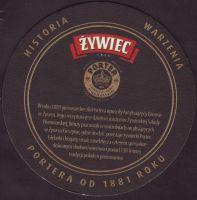 Pivní tácek zywiec-76-zadek-small
