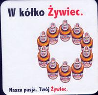Pivní tácek zywiec-8