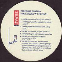 Pivní tácek zywiec-84-zadek-small