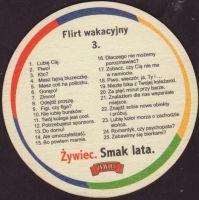 Pivní tácek zywiec-88-zadek-small
