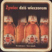 Pivní tácek zywiec-91-small