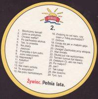 Pivní tácek zywiec-93-zadek-small