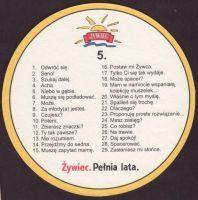 Pivní tácek zywiec-94-zadek-small