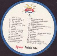 Pivní tácek zywiec-96-zadek-small