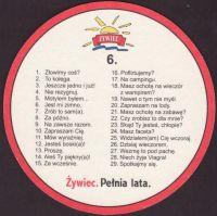 Pivní tácek zywiec-98-zadek-small