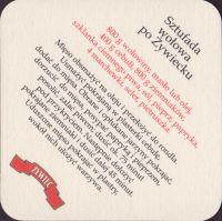 Pivní tácek zywiec-99-zadek-small